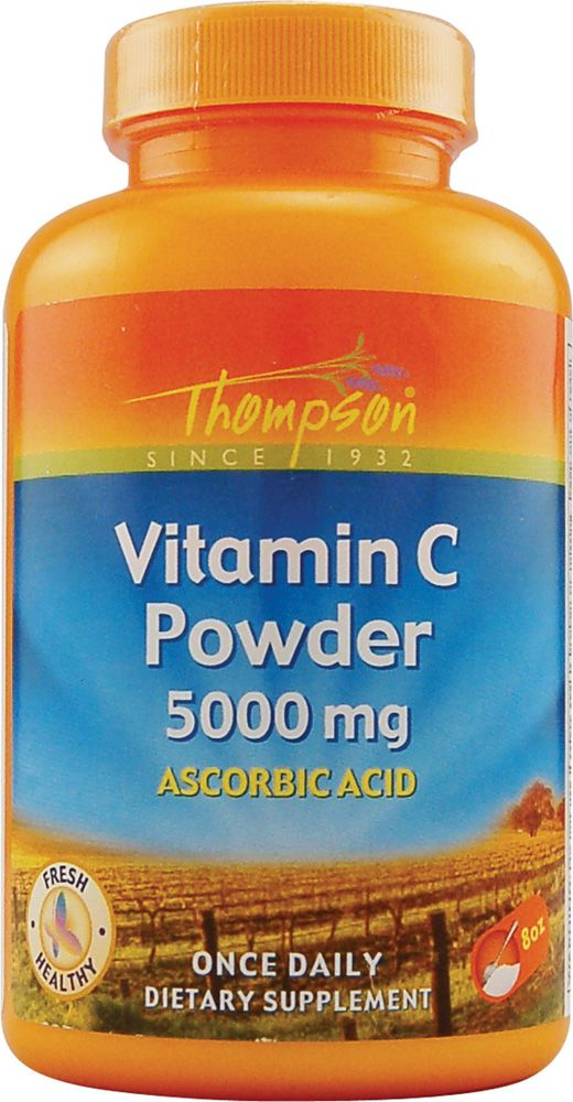 how to get vitamin c powder