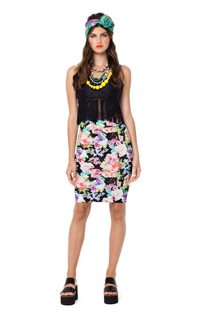 Jupe ROSA skirt - PE/SS16 Annie 50