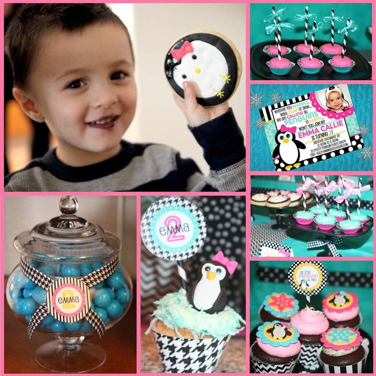 Penguins Birthday Party Ideas | Photo 3 of 62 | Catch My Party
