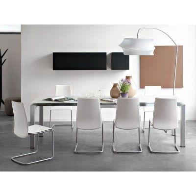 Calligaris Chair Swing Cs 1010 a good life style #sedie #design
