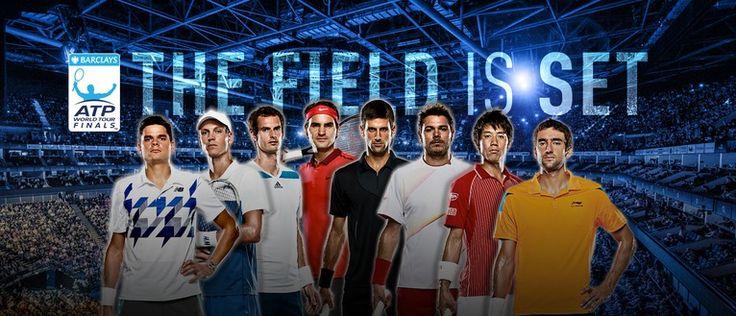 ✱ Finala de Tenis - Turneul Campionilor, Londra 22 noiembrie 2015