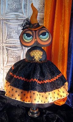 owlivia doll