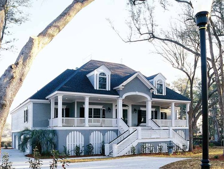 1000 ideas about low country homes on pinterest house for Low country farmhouse plans