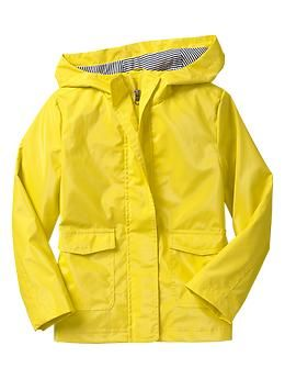 Rain jacket - GapKids uniforms are better than ever. Now in NEW modern fits, softest fabrications and cool-kid prints + colors.-#5
