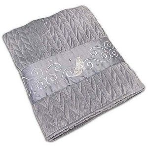 Disney Throw Blanket - Royal Cinderella. What a cute throw for watching television or movies!!!!