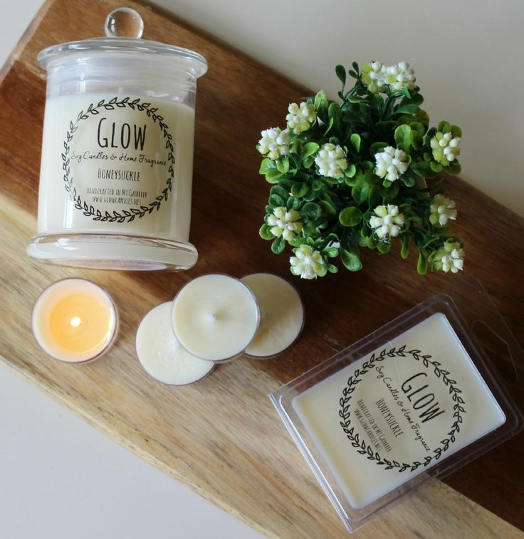 Glow Candles. Handcrafted fragranced soy candles, made in upcycled vintage Fowlers preserving jars. Made in Mt Gambier, South Australia.