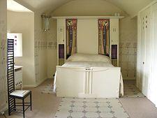 Bedroom more rennie mackintosh charles rennie main bedroom hill house