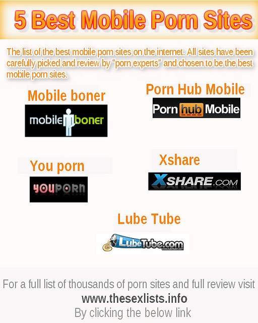 The best free mobile porn