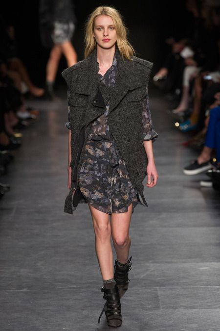 Isabel Marant | Fall 2014 Ready-to-Wear Collection | Style.com#31