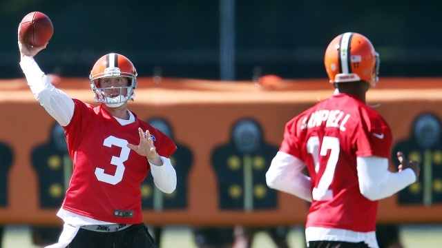 Click to read why Brandon Weeden will have to fight for his starting QB job in training camp with the Cleveland Browns.  Written by Anthony Blake