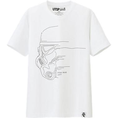 MEN UTGP STAR WARS GRAPHIC SHORT SLEEVE T-SHIRT