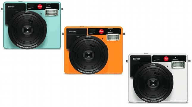 Leica拍立得