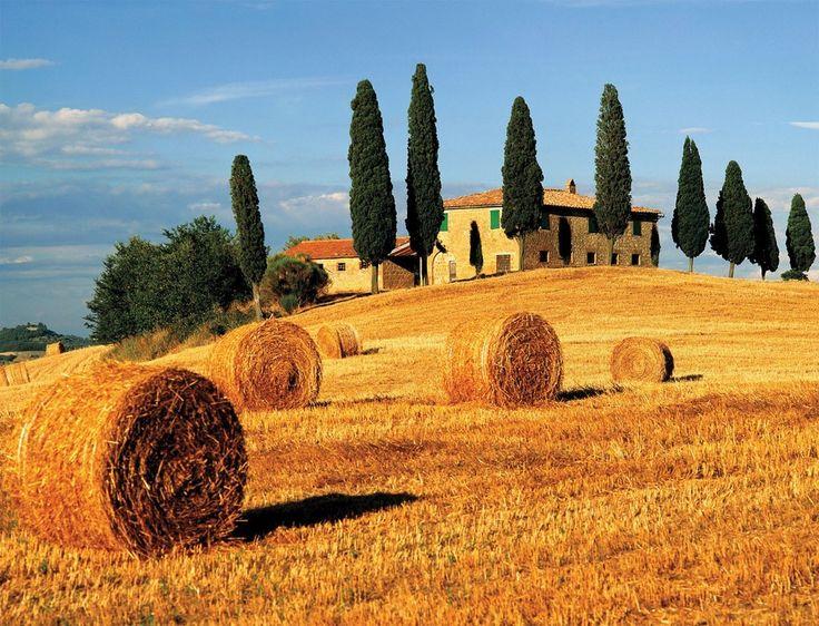 La magie de la Toscane en 43 images, qui vous transportent en Italie!