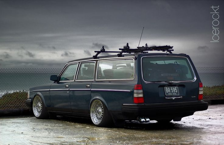 another volvo wagon