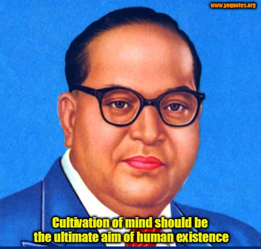 Dr B.R Ambedkar Quotes Sayings Images Best Lines Slogans, Ambedkar Quotes on Constitution Caste religion education books poverty money India Independence