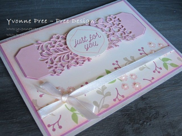 So in Love, So Detailed thinlits, OnStage 2016, OnStage 2016, 2017 Occasions Catalogue, Stampin' Up!, Yvonne Pree, Pree Designs