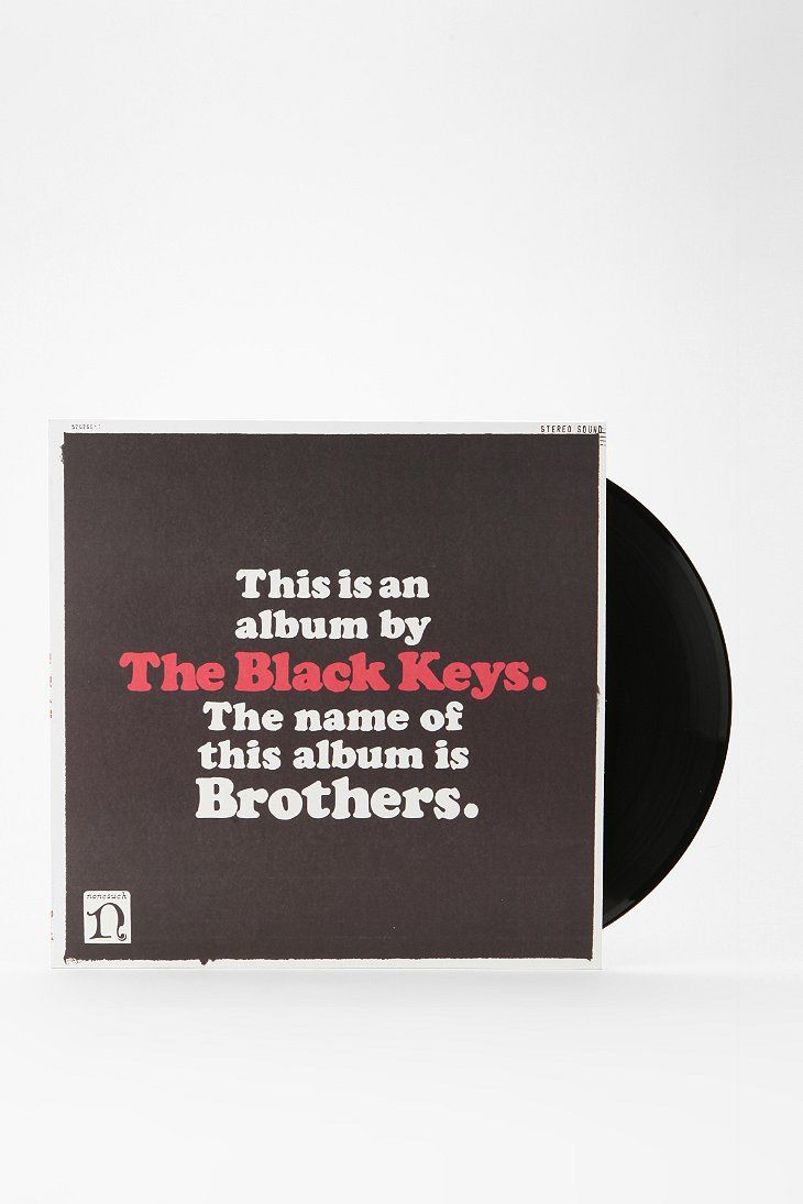 The Black Keys - Brothers 2xLP Record | Urbanoutfitters $30