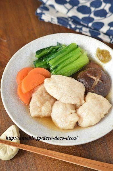 すぐできてしみじみうまい♡「治部煮」で体ぽかぽか♪~鶏むね肉使用で ...
