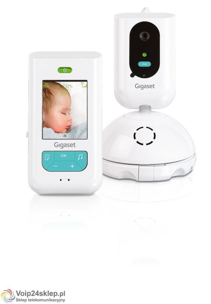 Elektroniczna niania Gigaset PV830 #elektronicznaniania #wideoniania #Gigaset #babymonitor