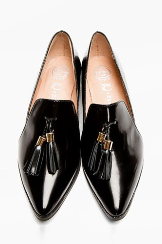 These would make my chubby feet look very dainty!