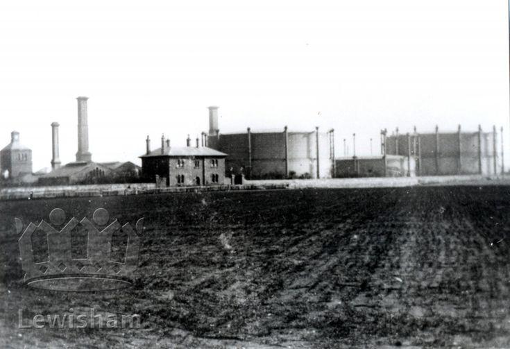 Gas works - Lewisham Borough PhotosLewisham Borough Photos