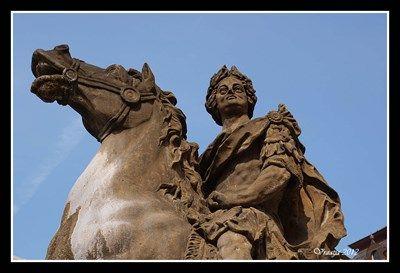 Gaius Julius Caesar - Olomouc, Czech Republic - Statues of ...