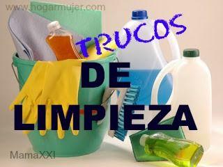 5 trucos de limpieza