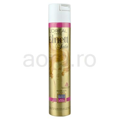 L'Oréal Paris Elnett Satin fixativ pentru volum | aoro.ro