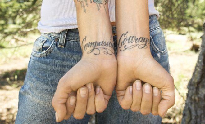 Las 55 Mejores Frases Para Tatuarse En La Espalda El Brazo O El