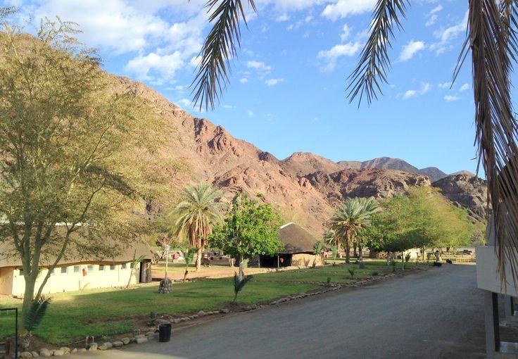 Ai-Ais Resort, Namibia [rps]