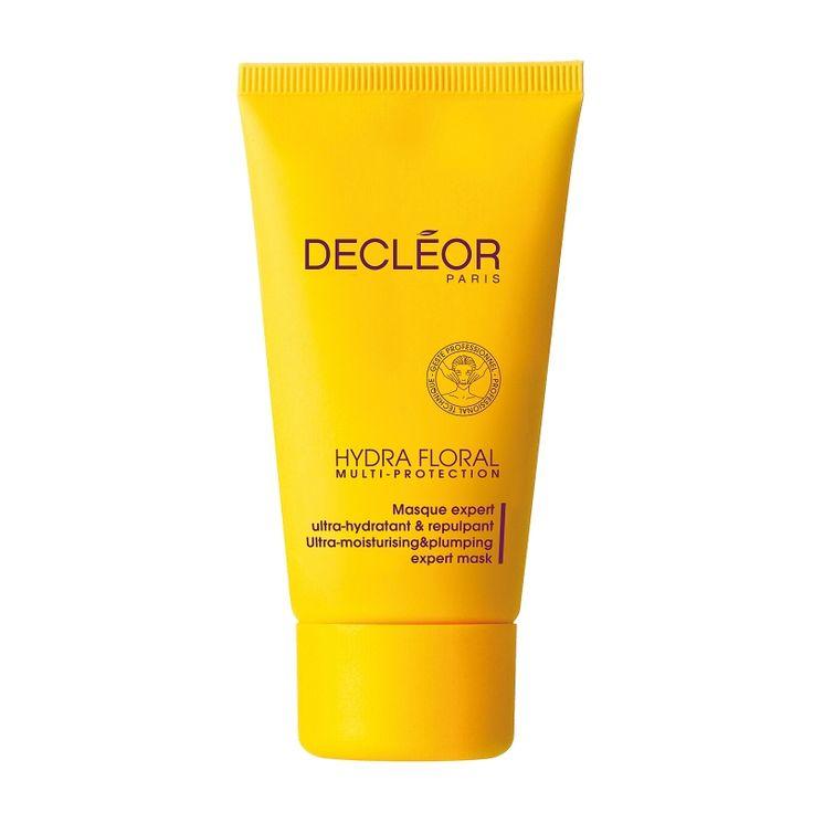 Decleor Hydra Floral Multi Protection Expert Mask,  ansiktsmasker som gir fukt til dehydrert hud,