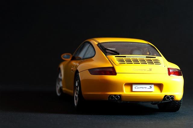 Porsche 911 Carrera S 997