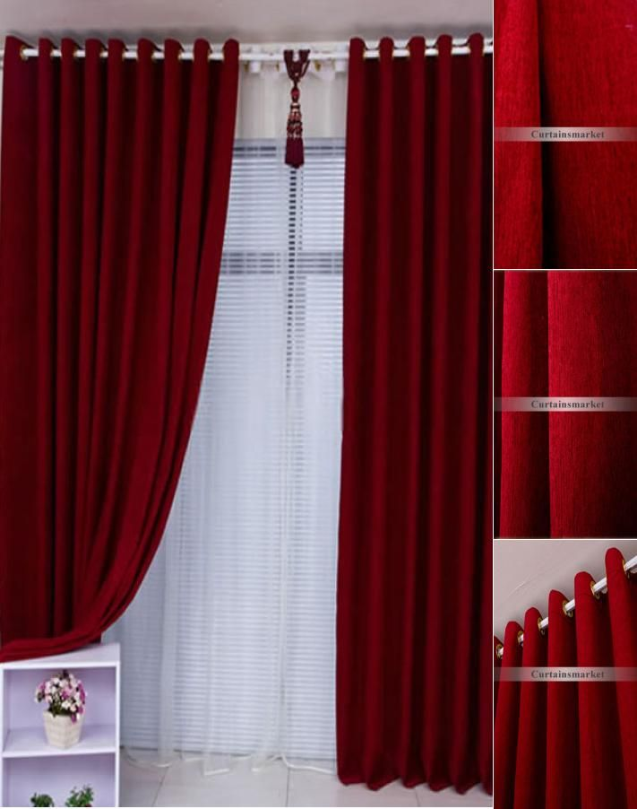 ... on Pinterest | Silk Curtains, Faux Silk Curtains and Curtains & Drapes