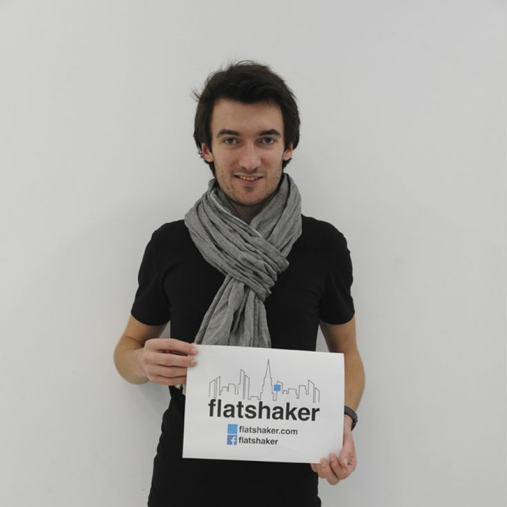Shake The Flat Before Moving In! Young Entrepreneur Nicolas Lesage Talks To YT About His App