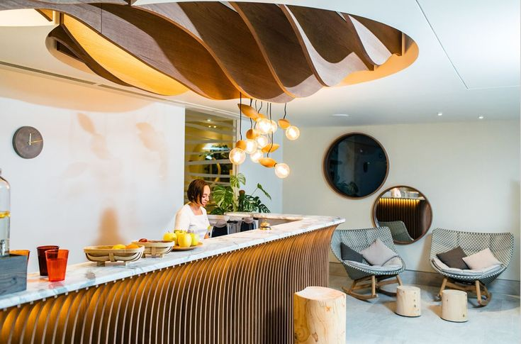 SIX SENSES SPA - Picture gallery