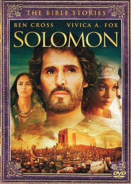 Solomon: The Bible Collection Series - Christian Movie/Film on DVD. http://www.christianfilmdatabase.com/review/solomon-the-bible-collection-series/