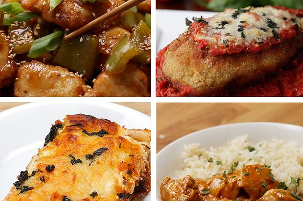 These Six Date Night Dinners Will Make Your Boo So Happy