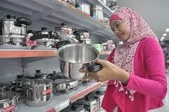 Tips Ibu Rumah Tangga: Dapur Baru, Peralatan Masak Baru
