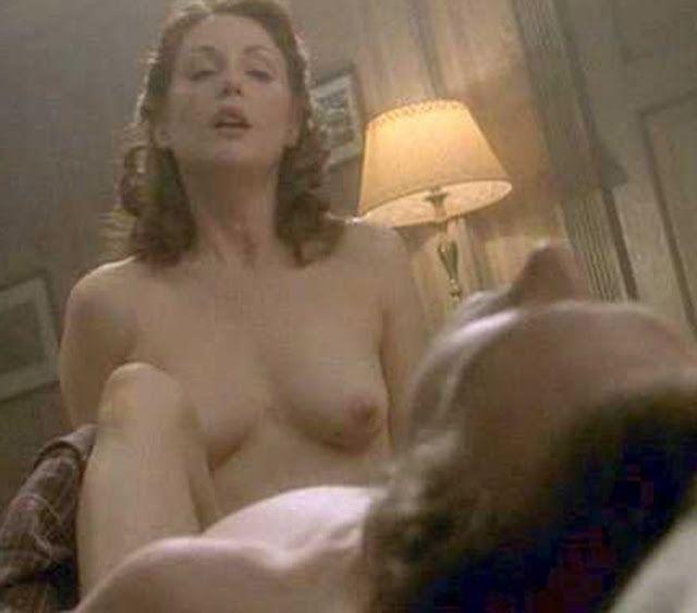 "Celebrity Nude Century: Julianne Moore (""Boogie Nights"")"