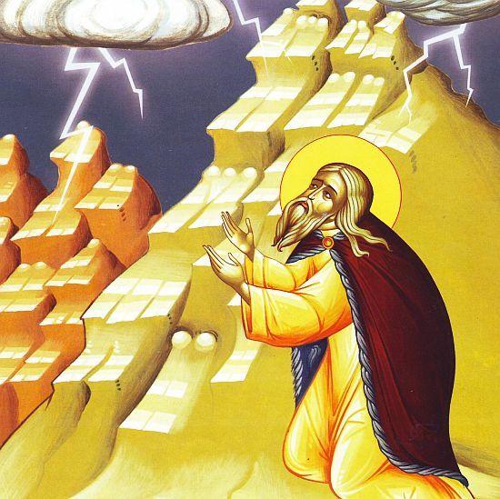 Rugăciune către Sfântul și slăvitul Prooroc Ilie (20 iulie) - omul care a încuiat cerul prin rugăciunile sale și n-a plouat trei ani și șase luni | La Taifas