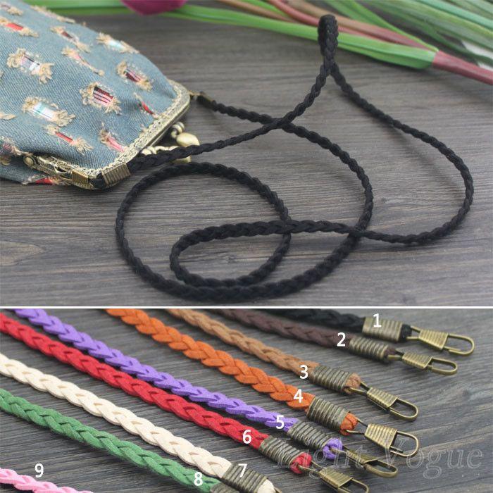 15''-47'' Replacement Bag Strap DIY Handbag Purse Should bag Crossbody velvet s #Unbranded