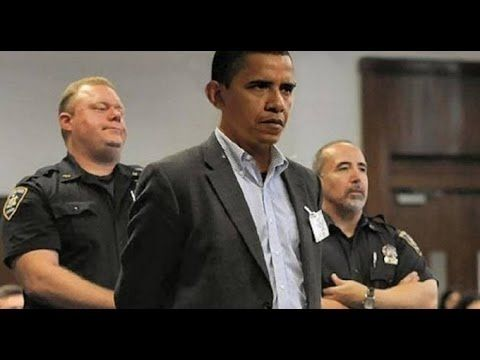 OH MY WORLD! OBAMA COULD BE THE FIRST EX PRESIDENT TO  GO TO JAIL IMMEDIATELY AFTER HIS TERM. - YouTube... MAR 2 2017