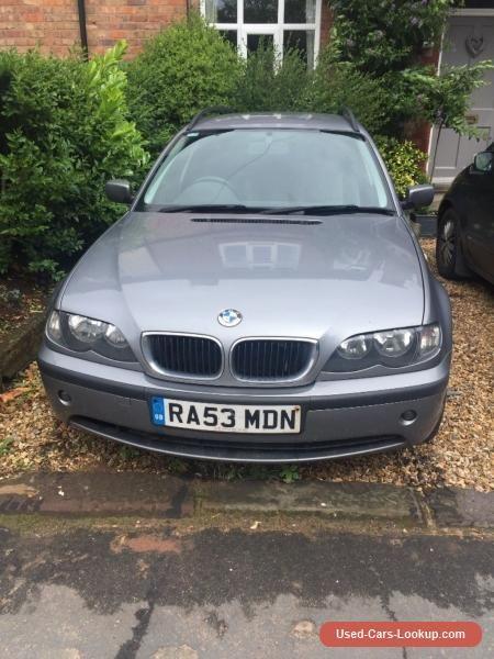 BMW 520d SE 5 Door Auto DIESEL 2003/53 CAR VEHICLE #bmw #520 #forsale #unitedkingdom