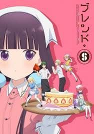 """Sakura Nomiya is, by nature, a person with bad luck and always gets into trouble, but knows Dino, who manages a cafeteria. However, it is not any cafeteria, and the waitresses have to act according to their """"attributes."""""""