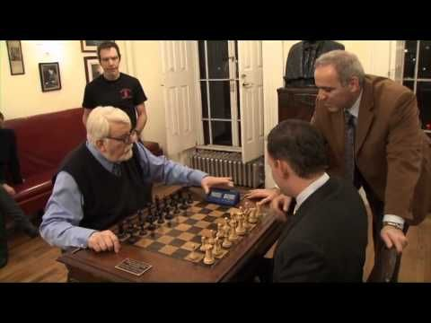 The best chess player of maybe all time Garry Kasparov went against powerful chess playing computers and loss. Revealing the advantages to computers in situations like these because they don't fatigue or get headaches. (p. 43).