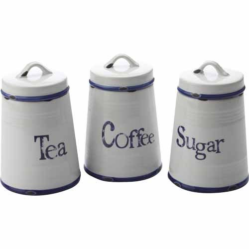 Perfect Casa Domani Rustica 3 Piece Canister Set 500ml   Mitre 10. Canister SetsCanistersHoliday  ... Part 17