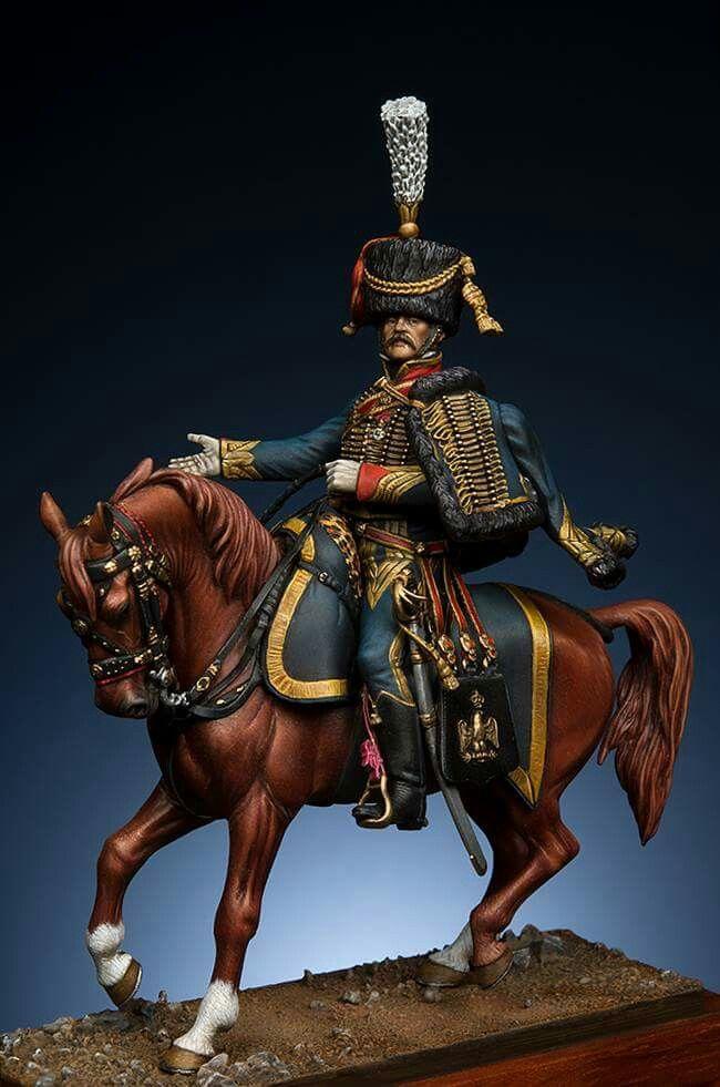 Capitano dell'artiglieria a cavallo francese