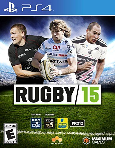 BUY NOW Rugby 15 PlayStation 4 The first next-gen rugby video game is here, packed with all the intensity and passion