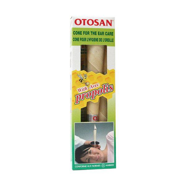 Bougie Auriculaire Cire Abeille & Propolis Otosan | Acheter sur Greenweez.com