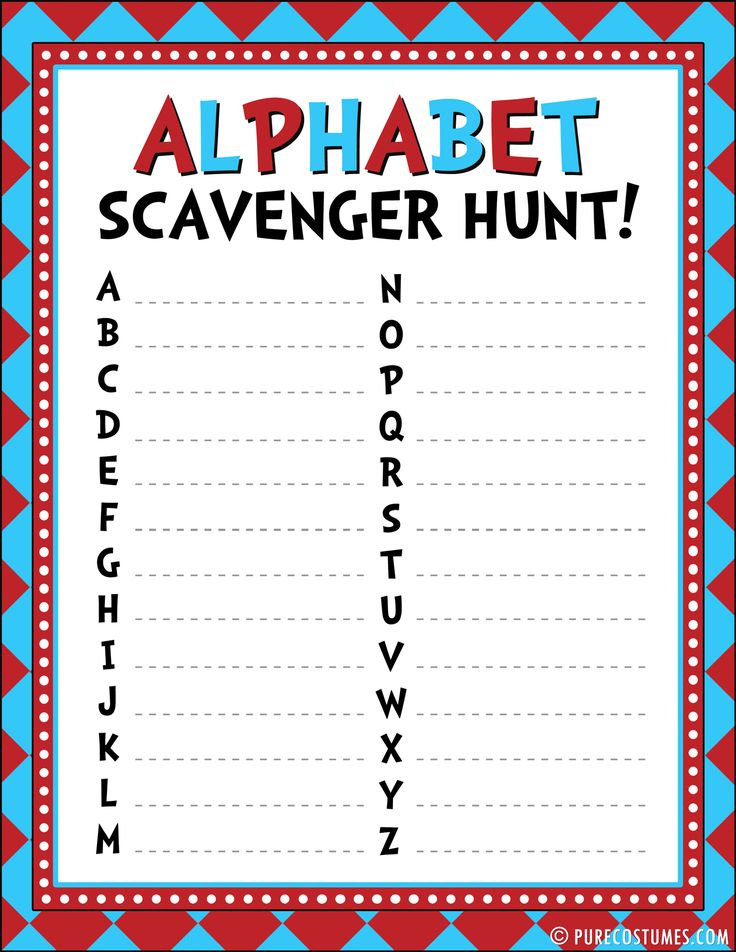 Read Across America Party Activities (Plus Free Printable)   Pure Costumes Blog